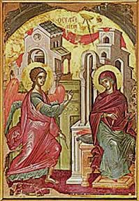 Annunciation of Set 4