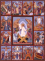 Icon of Feast Days