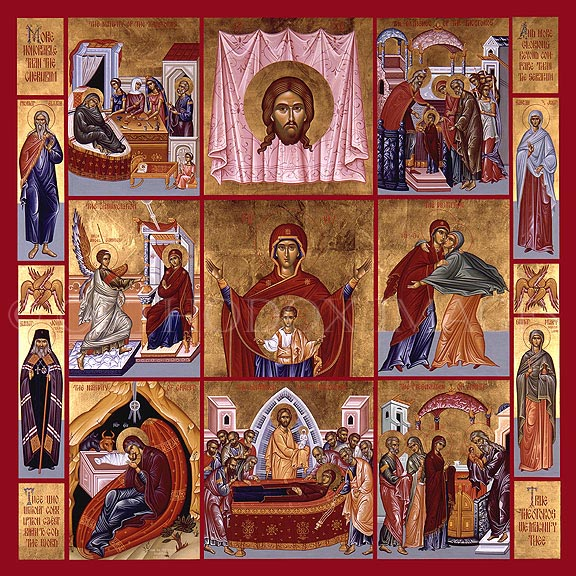 Feasts of the Theotokos