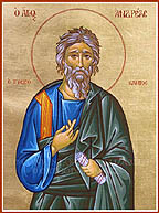 St. Andrew the First Called