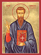 Saint Kenneth of Kilkenny