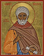 Saint Moses the Ethiopian
